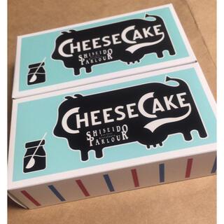 シセイドウ(SHISEIDO (資生堂))の資生堂パーラー  チーズケーキ (ヨーグルト) 2個入 x 2箱(菓子/デザート)