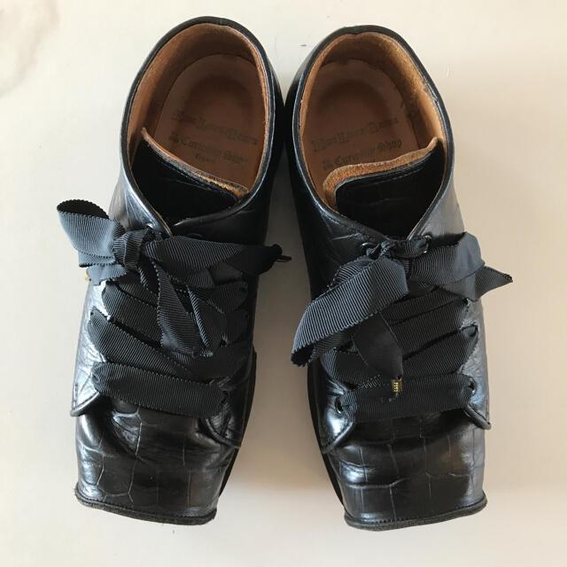KIDS LOVE GAITE(キッズラブゲイト)のKIDS LOVE GAITE  UK5 old curiosity shop レディースの靴/シューズ(ブーツ)の商品写真