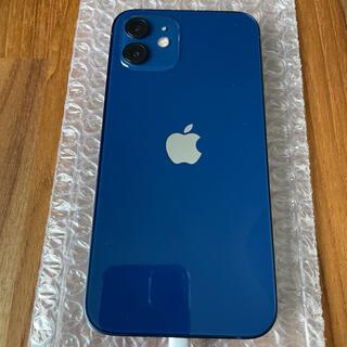 iPhone - 【美品】iPhone12 64GB ブルー SIMフリー版