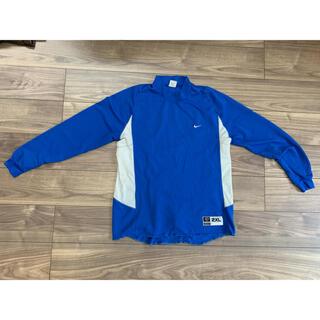 ナイキ(NIKE)のNIKE ベースボールアンダーシャツ ブルー(ウェア)