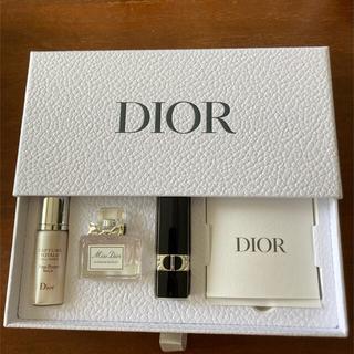 Dior - Dior ノベルティ バースデーギフト
