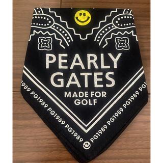 PEARLY GATES - パーリーゲーツ バンダナ❗️