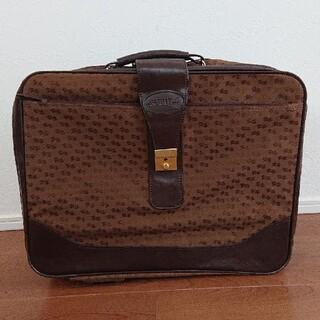 レア品 純正 キャセイパシフィック航空 ビジネスバッグ 鞄 46×36×16cm(旅行用品)