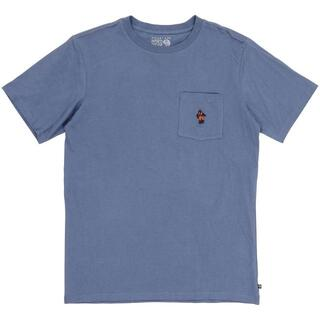 ザノースフェイス(THE NORTH FACE)のアブソルートゼロショートスリーブポケットT  445Northerm blue (Tシャツ/カットソー(半袖/袖なし))