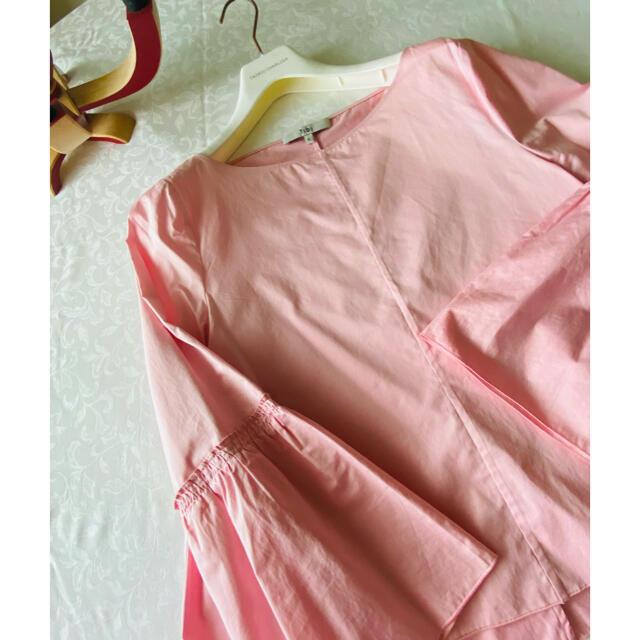 Drawer(ドゥロワー)のTibi コットントップス レディースのトップス(シャツ/ブラウス(長袖/七分))の商品写真