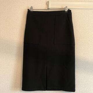 スピックアンドスパン(Spick and Span)のスカート(ひざ丈スカート)