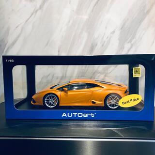 Lamborghini - Autoart 1/18 ランボルギーニ ウラカン LP610-4