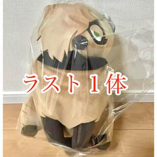 土日限定価格【新品】怪物事変  隱神たぬきち  ぬいぐるみXL プレミアム