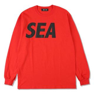 Supreme - 【新品未使用】WIND AND SEA ロンT ウィンダンシー  SEA