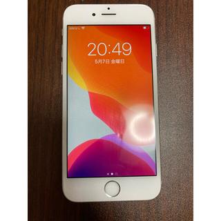 iPhone - iPhone6s 16GB シルバー※SIMロック解除済み