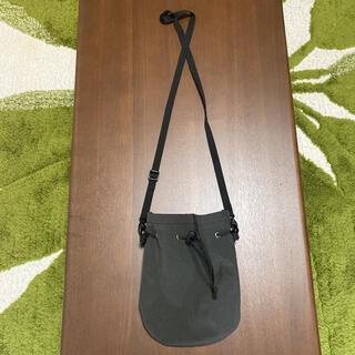 ムジルシリョウヒン(MUJI (無印良品))の無印良品 mujilabo 巾着サコッシュ(ショルダーバッグ)