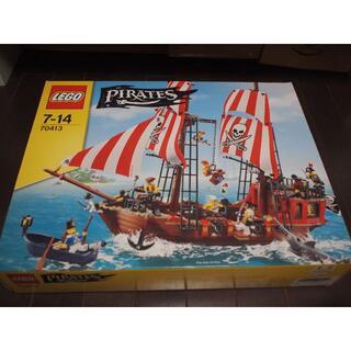 レゴ(Lego)のレゴ パイレーツ 海賊船 70413(知育玩具)