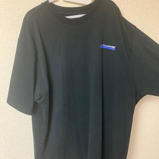 MAISON KITSUNE' - adererror Tシャツ