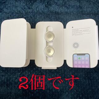 アップル(Apple)の【新品未使用】Airtag 2 個セット(その他)