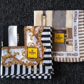 FENDI - FENDI ハンカチ 新品未使用品