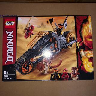レゴ(Lego)のLEGO  コールのデザルトバイク レゴニンジャゴー70672  未開封品(知育玩具)
