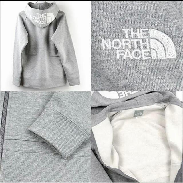 THE NORTH FACE(ザノースフェイス)のノースフェイス レディース スウェットパーカー  リアビューフルジップフーディ レディースのトップス(パーカー)の商品写真