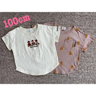 フタフタ(futafuta)のキッズTシャツ(Tシャツ/カットソー)