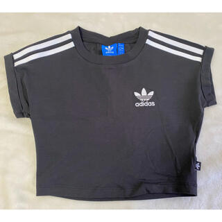 アディダス(adidas)のadidas  アディダス  Tシャツ  ブラック(Tシャツ(半袖/袖なし))