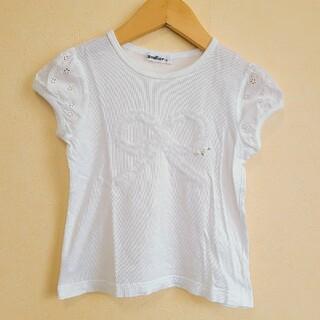 ファミリア(familiar)のfamiliar120  トップス 白 Tシャツ(Tシャツ/カットソー)