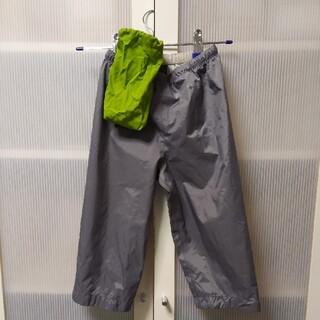 モンベル(mont bell)のモンベル クレッパー レインウェア パンツ 90サイズ(レインコート)