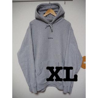 Supreme - 18aw supreme Trademark Hooded Sweatshirt