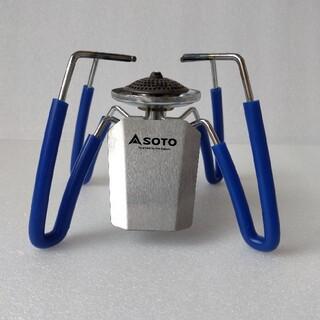 新富士バーナー - SOTO レギュレーターストーブ  収納袋付き シングルバーナー
