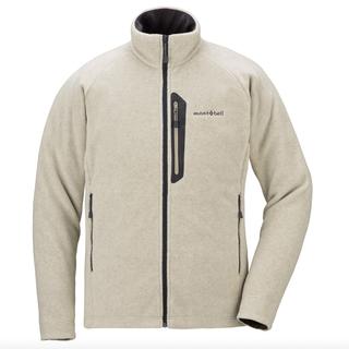 モンベル(mont bell)の【モンベル】クリマプラス200 ジャケット Men's(登山用品)