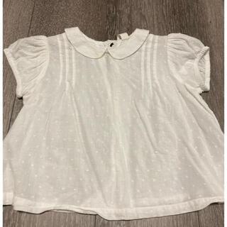 ボンポワン(Bonpoint)のブラウス little cotton clothes (ブラウス)