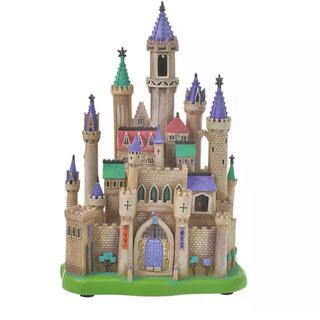 ディズニー(Disney)の眠れる森の美女 城 フィギュア(キャラクターグッズ)