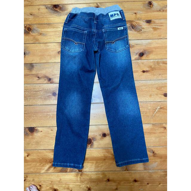 MPS(エムピーエス)のジーンズ キッズ/ベビー/マタニティのキッズ服男の子用(90cm~)(パンツ/スパッツ)の商品写真