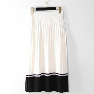 グレースコンチネンタル(GRACE CONTINENTAL)のグレースコンチネンタル♡ニットスカート(ひざ丈スカート)