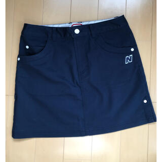 New Balance - ニューバランスゴルフ スカート 紺 ネイビー サイズ1