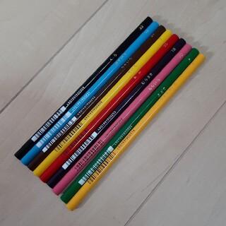トンボエンピツ(トンボ鉛筆)の色鉛筆 9本セット (色鉛筆)