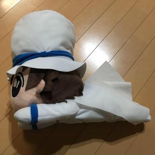 セガ(SEGA)の名探偵コナン メガジャンボ寝そべりぬいぐるみ【怪盗キッド】美品(ぬいぐるみ)