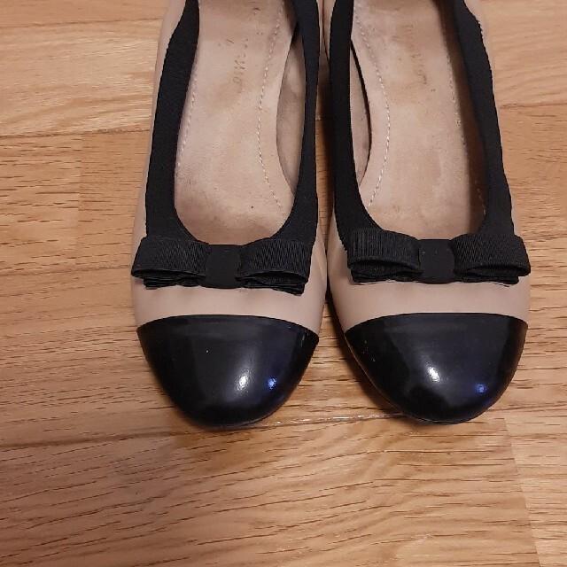 Salvatore Ferragamo(サルヴァトーレフェラガモ)のマイフェラガモ ベージュ レディースの靴/シューズ(ハイヒール/パンプス)の商品写真