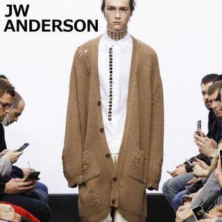 ジェイダブリューアンダーソン(J.W.ANDERSON)のJW ANDERSON J.W.Anderson 16AW カーディガン ニット(ニット/セーター)