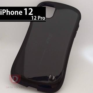 アイフォーン(iPhone)の【iFace mall】iPhone 12/12Pro用ケース ブラック(iPhoneケース)
