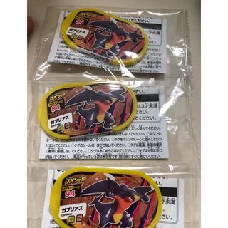 ポケモン(ポケモン)の新品未開封!メザスタ ポケモン タグ ガブリアス 3枚セット!(シングルカード)