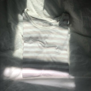 ムジルシリョウヒン(MUJI (無印良品))の無印ボーダーT(Tシャツ(半袖/袖なし))