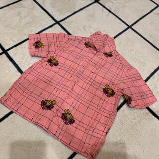 HYSTERIC MINI - ヒステリックミニ 100cm 半袖シャツ