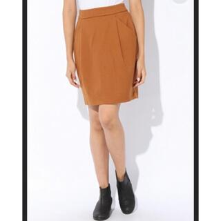 ジーナシス(JEANASIS)の未使用 ジーナシス 台形スカート(ひざ丈スカート)