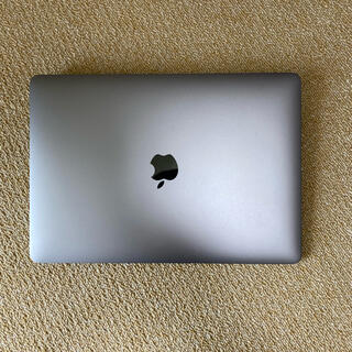 Apple - MacBook Air 2019/i5 8GB SSD128GB/充放電45回