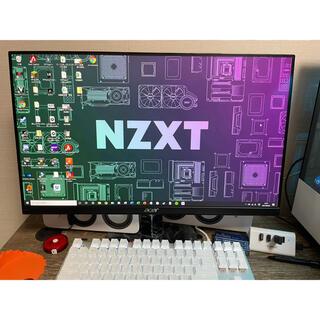 エイサー(Acer)のAcer 24インチ PCモニター 1920×1080FHD (ディスプレイ)