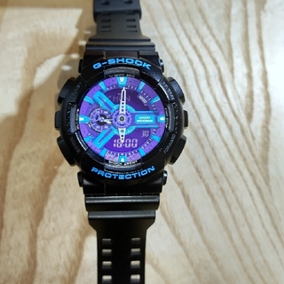 G-SHOCK - CASIO G-SHOCK  GA-110HC ベルベゼ未使用品