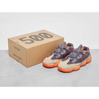 アディダス(adidas)の【送料無料】adidas YEEZY 500 ENFLAME 27.0cm 新品(スニーカー)