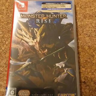 任天堂 - モンスターハンターライズ -Switch ソフト パッケージ版 モンハンライズ
