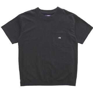 ザノースフェイス(THE NORTH FACE)のノースフェイス パープルレーベルTシャツ チャコール(Tシャツ/カットソー(半袖/袖なし))