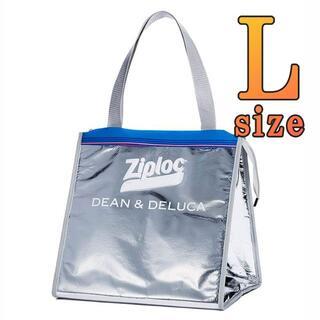 DEAN & DELUCA - Lサイズ Ziploc DEAN&DELUCA BEAMS クーラーバッグ