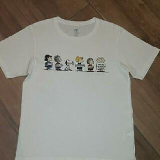 ユニクロ(UNIQLO)のPEANUTS×UNIQLOコラボTシャツ(Tシャツ(半袖/袖なし))